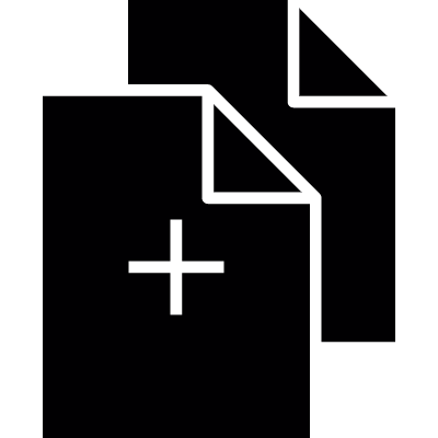 Add Documents vector logo