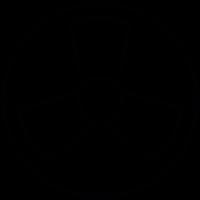 Radioactive, IOS 7 interface symbol vector