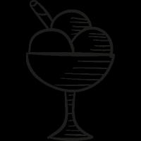 Ice Cream Cup vector