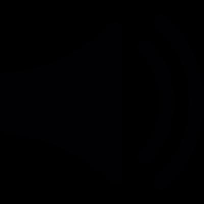 Speaker accessibility vector logo