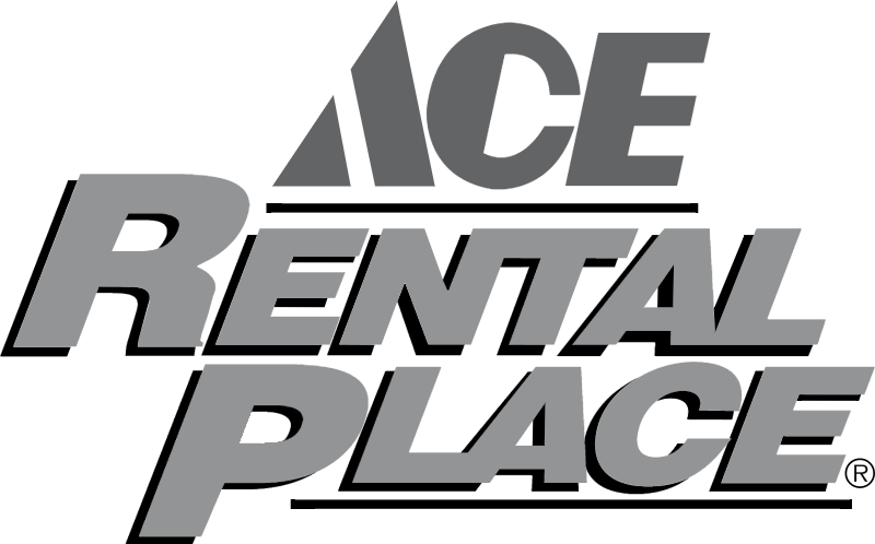 Ace Rental Place vector