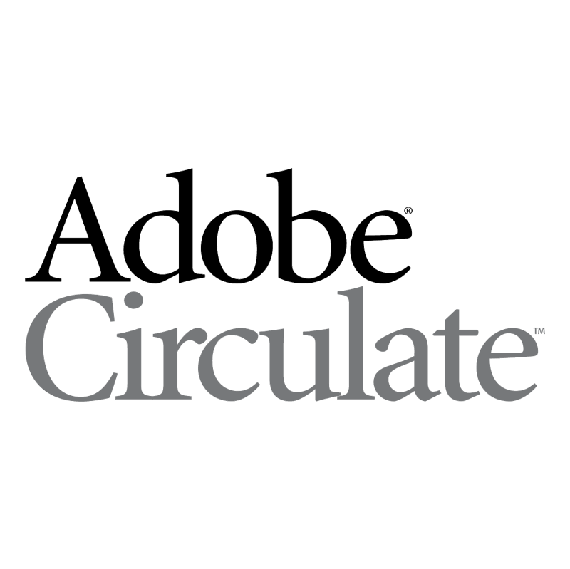 Adobe Circulate vector