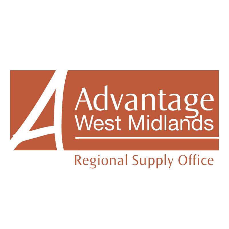 Advantage West Midlands vector