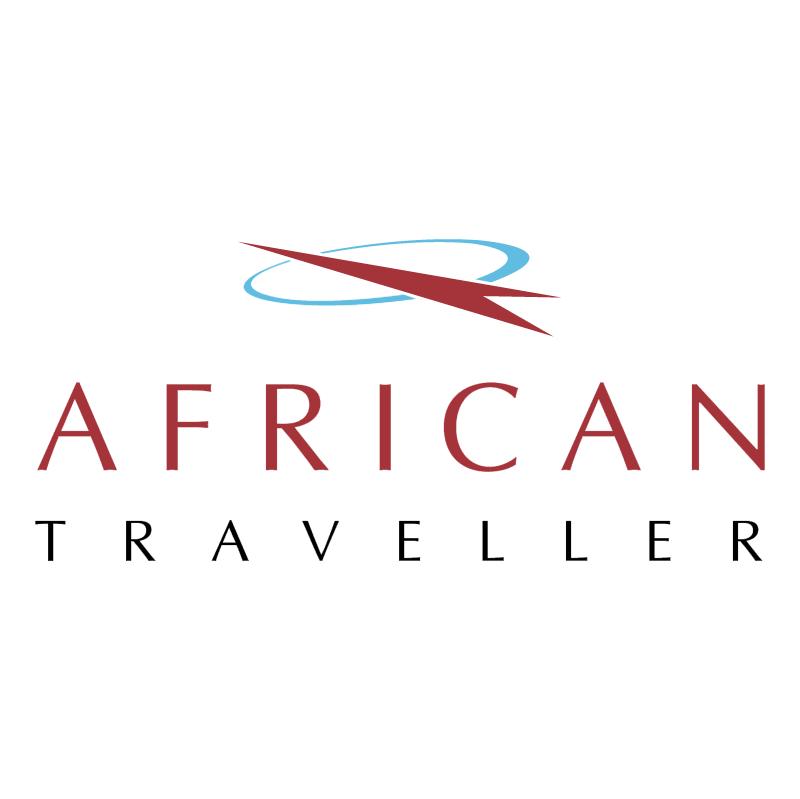 African Traveller 73102 vector