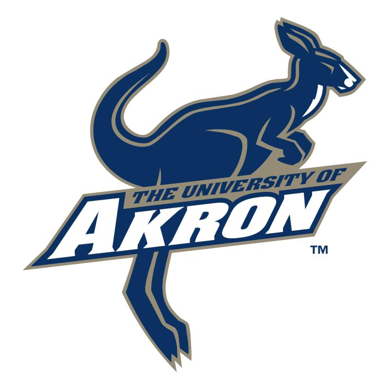 Akron Zips vector