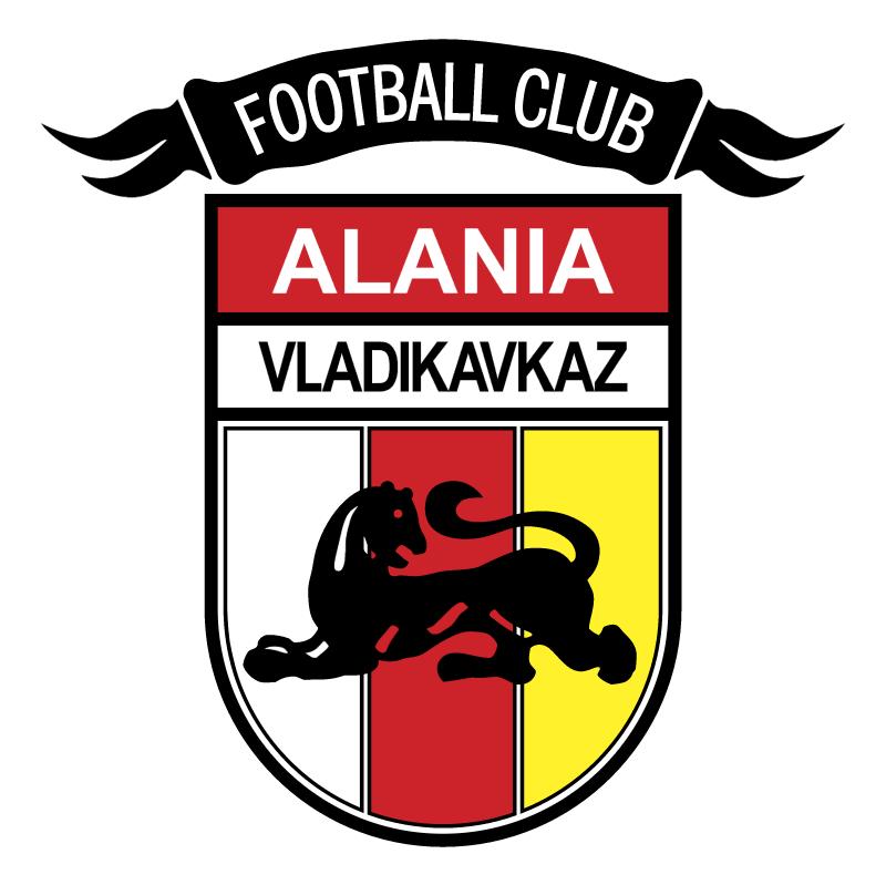 Alania Vladikavkaz vector