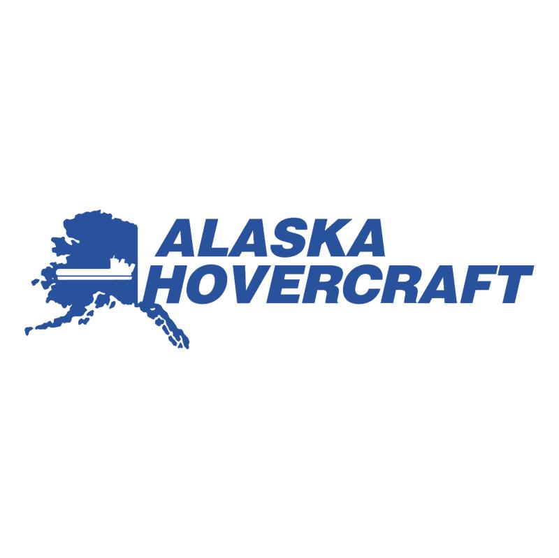 Alaska Hovercraft 38740 vector