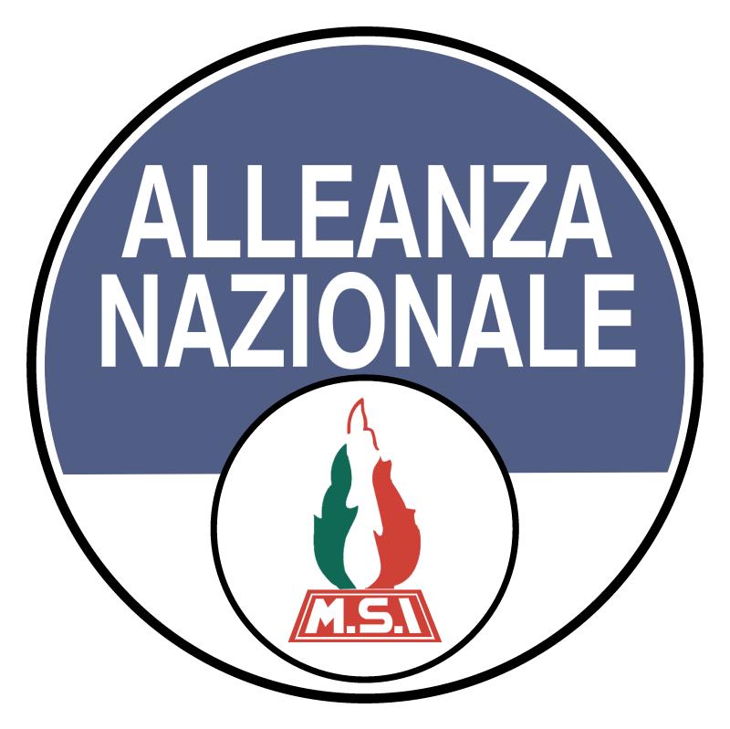 Alleanza Nazionale 29686 vector logo