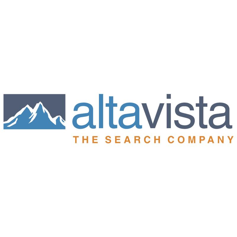 AltaVista vector