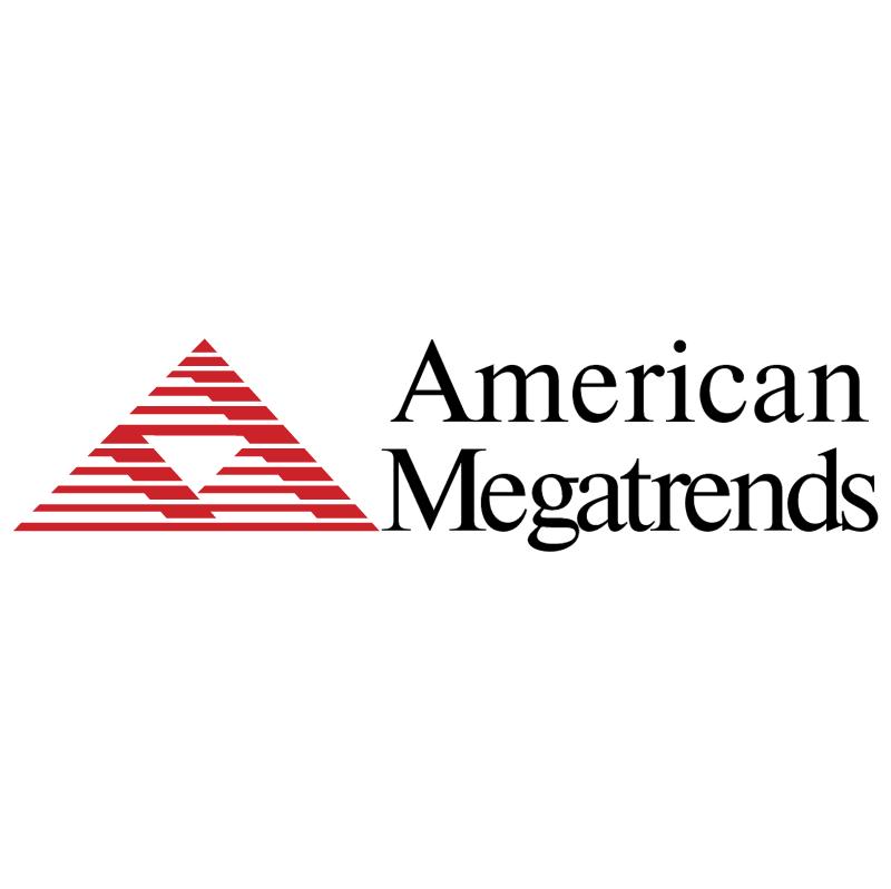 American Megatrends 8853 vector