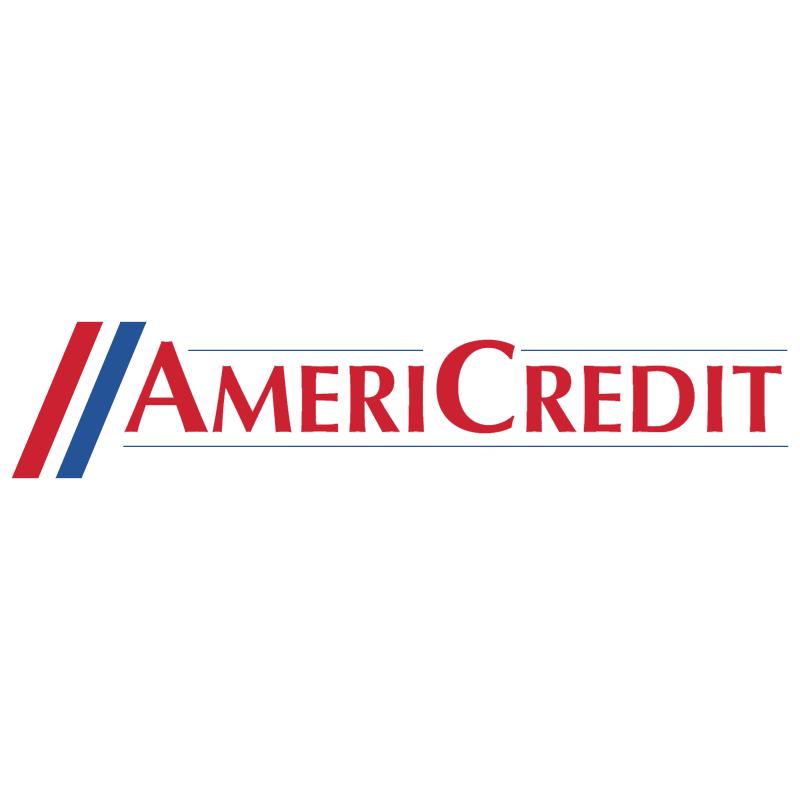 AmeriCredit 23075 vector