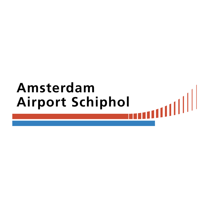 Amsterdam Airport Schiphol vector