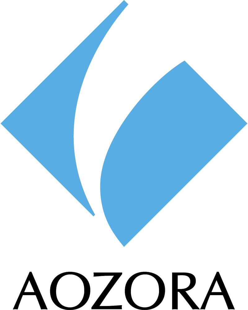 AOZORA BANK vector