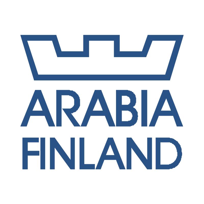Arabia Finland vector