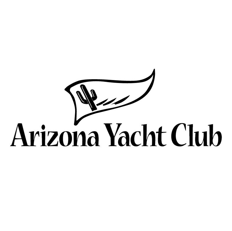 Arizona Yacht Club vector