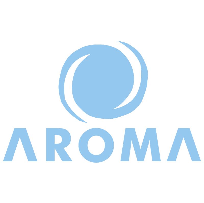 Aroma Cafe vector