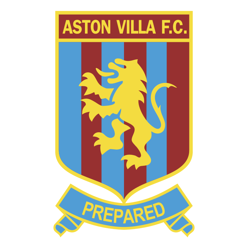 Aston Villa FC 8687 vector