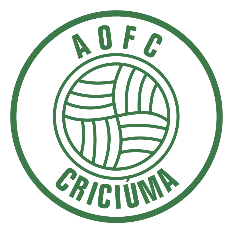 Atletico Operario Futebol Clube de Criciuma SC vector
