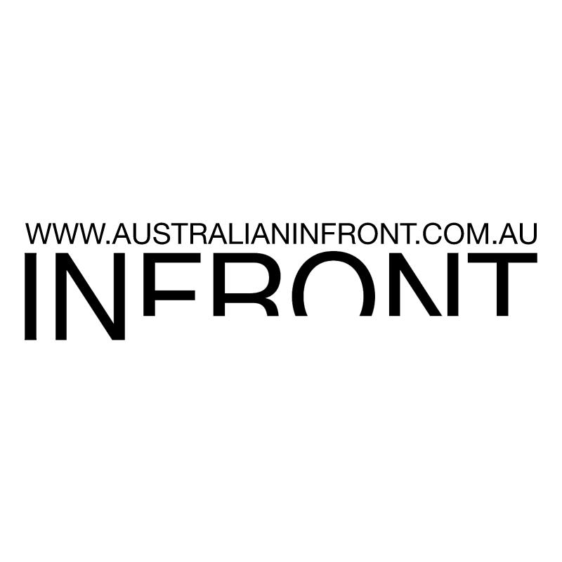 Australian INFRONT vector
