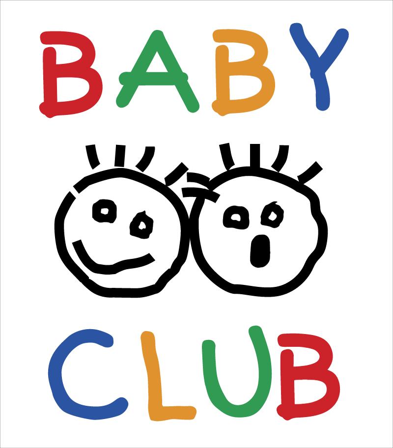 Baby Club vector