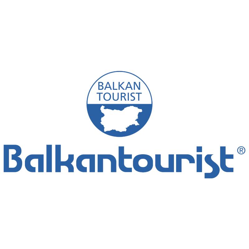 Balkantourist vector