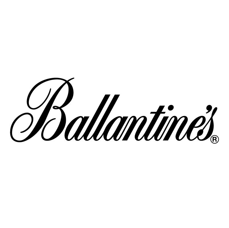 Ballantine's vector