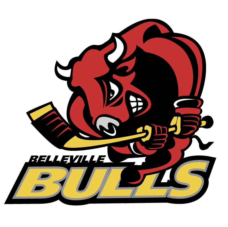 Belleville Bulls vector