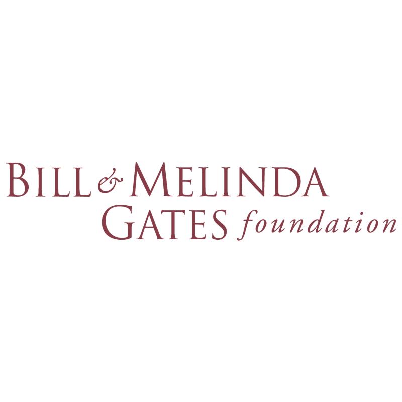Bill & Melinda Gates Foundation 26811 vector