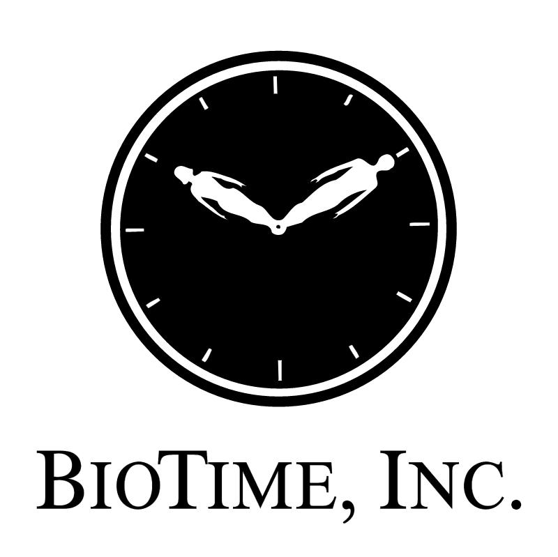 BioTime vector logo