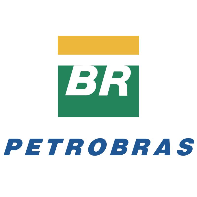 BR Petrobras vector