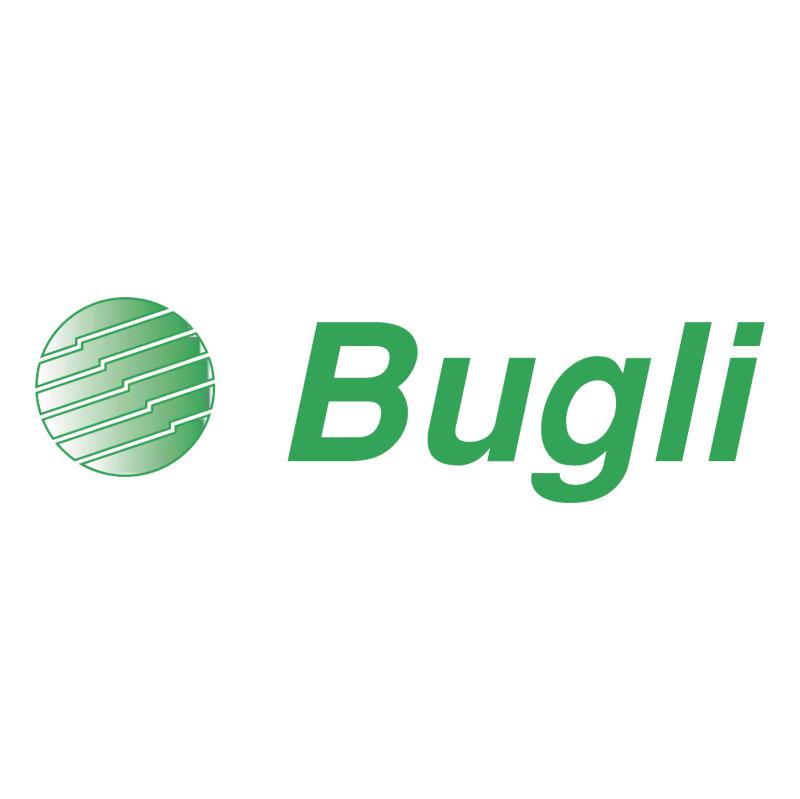 Bugli 80491 vector logo