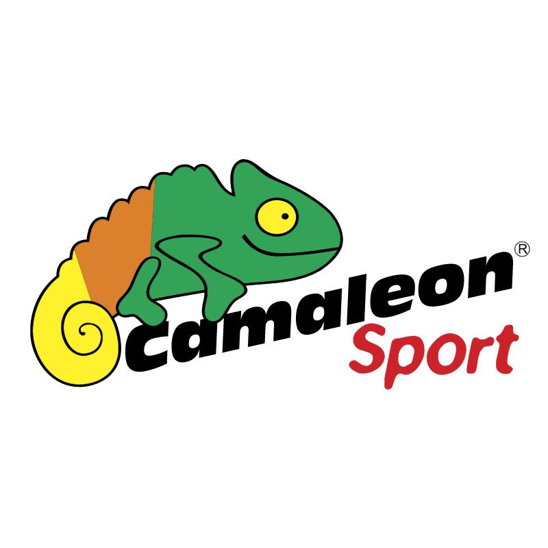 Camaleon Sport vector