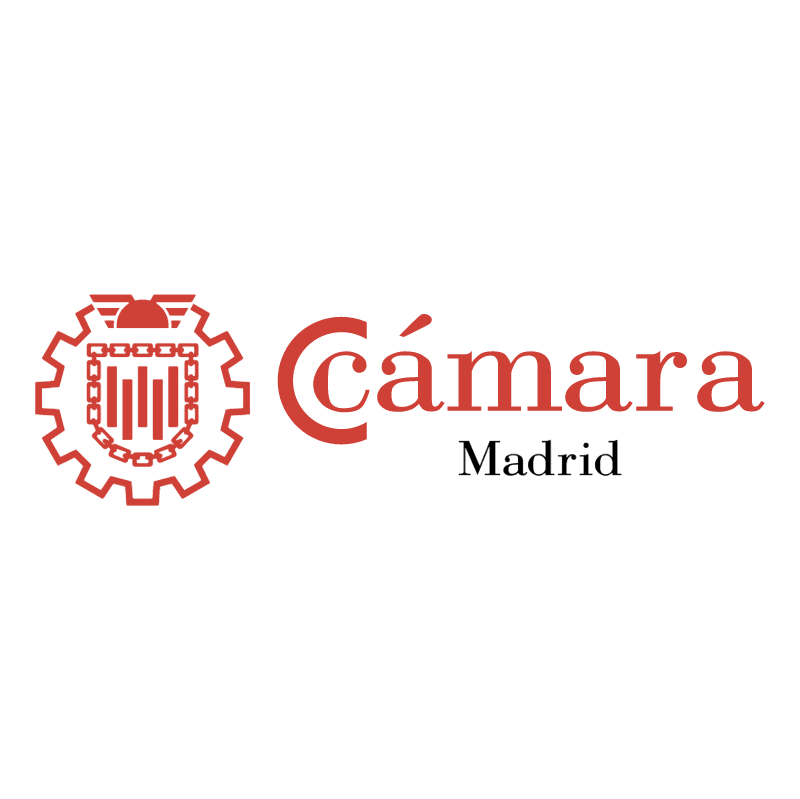 Camara de Comercio Madrid vector