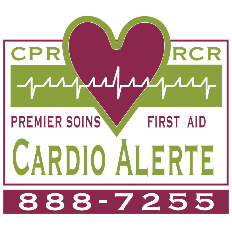 Cardio Alerte vector