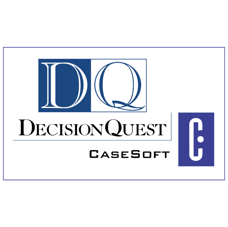 CaseSoft DecisionQuest vector
