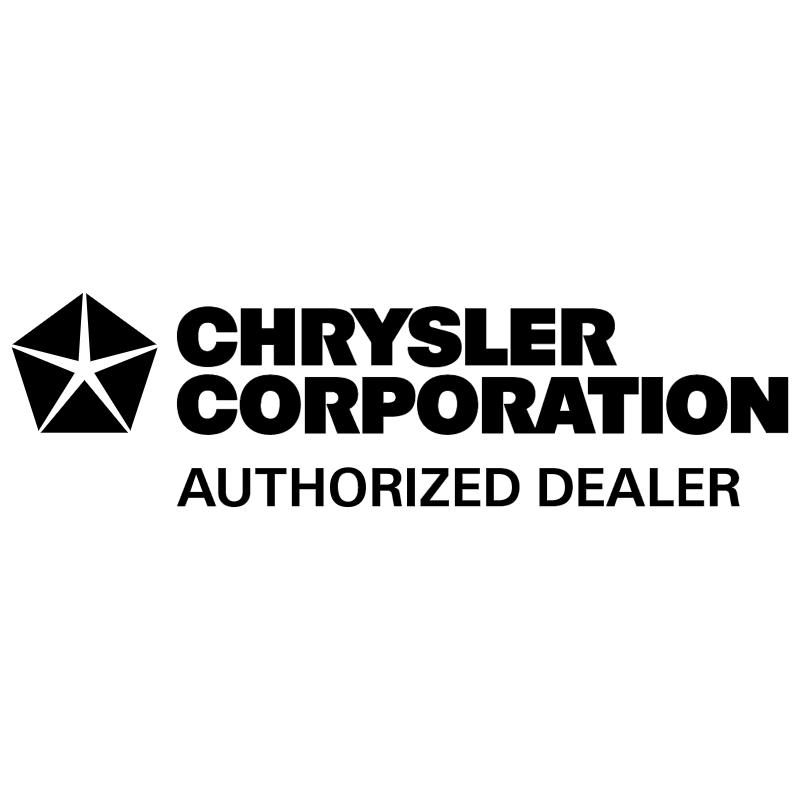 Chrysler Corporation vector