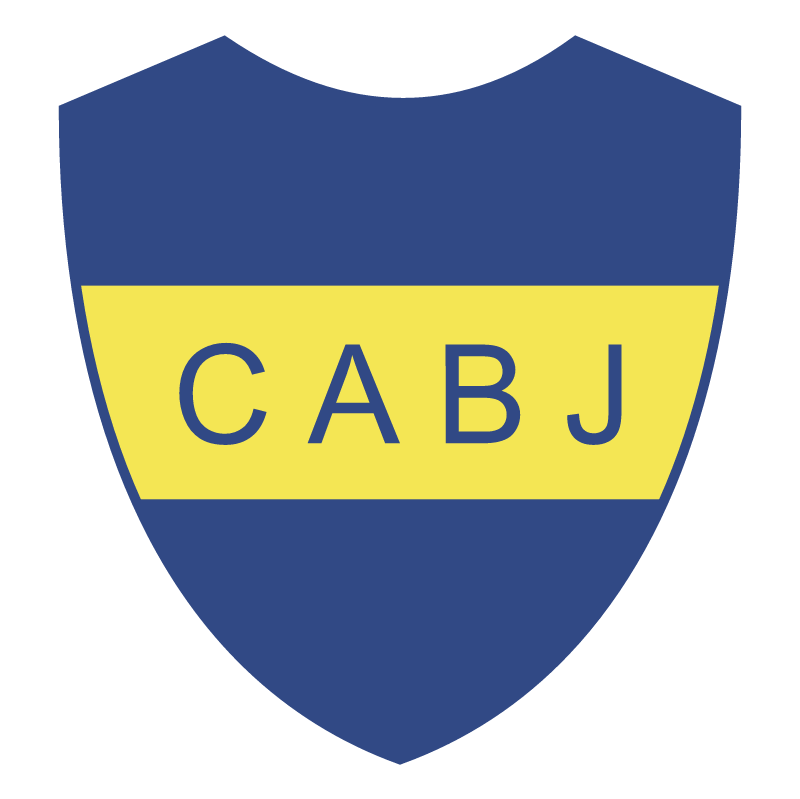 Club Atletico Boca Juniors de Rojas vector