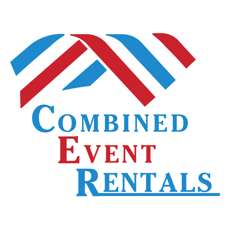 Combined Event Rentals vector