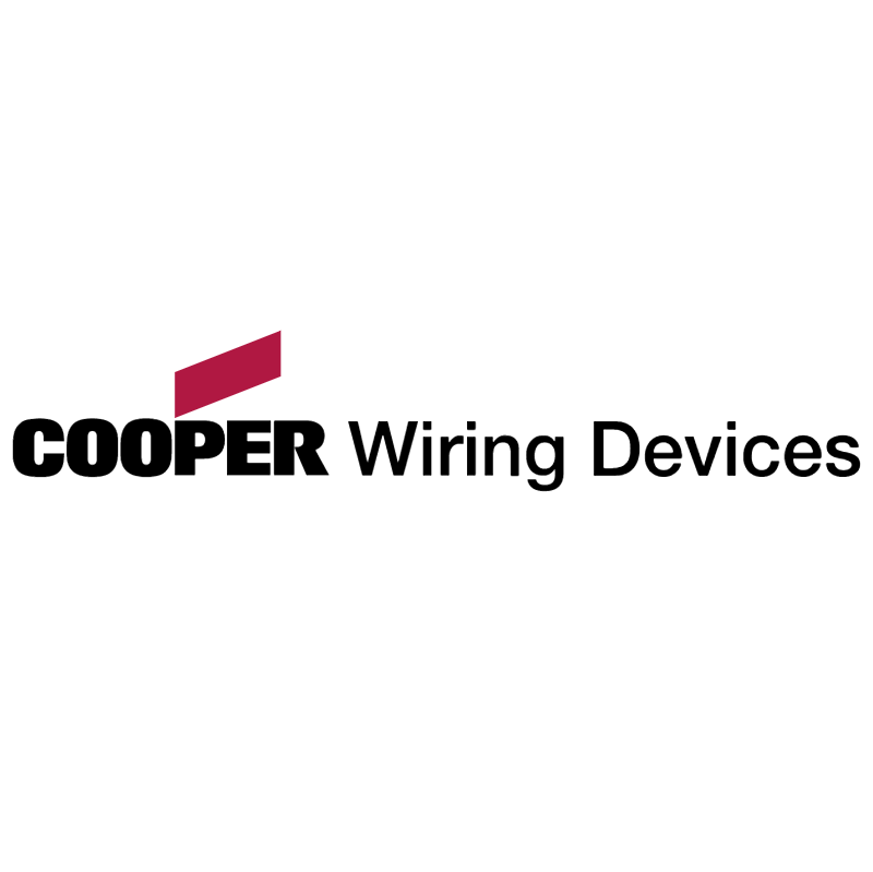 Cooper Wiring Devices vector logo
