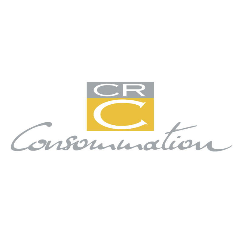 CRC Consommation vector