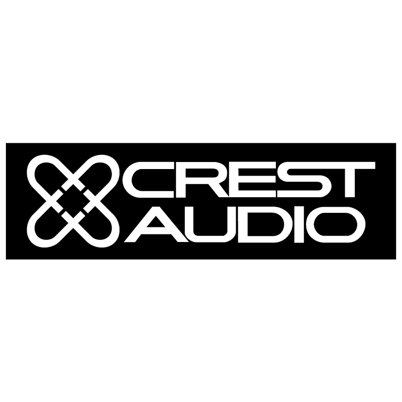 Crest Audio vector