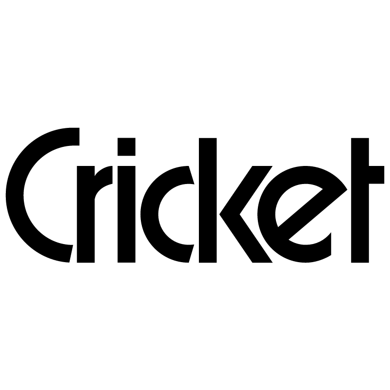 Cricket 1322 vector logo