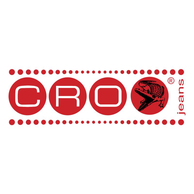 Crocodil Jeans vector
