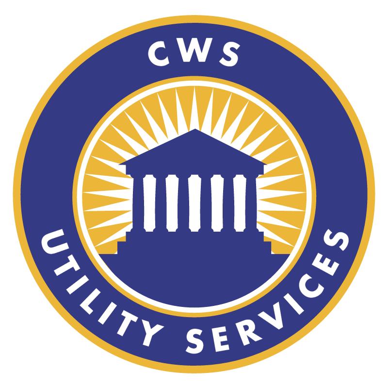 CWS Utility Services vector