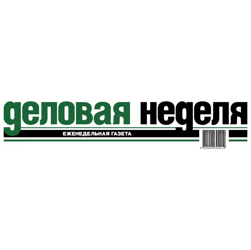 Delovaya Nedelya vector logo