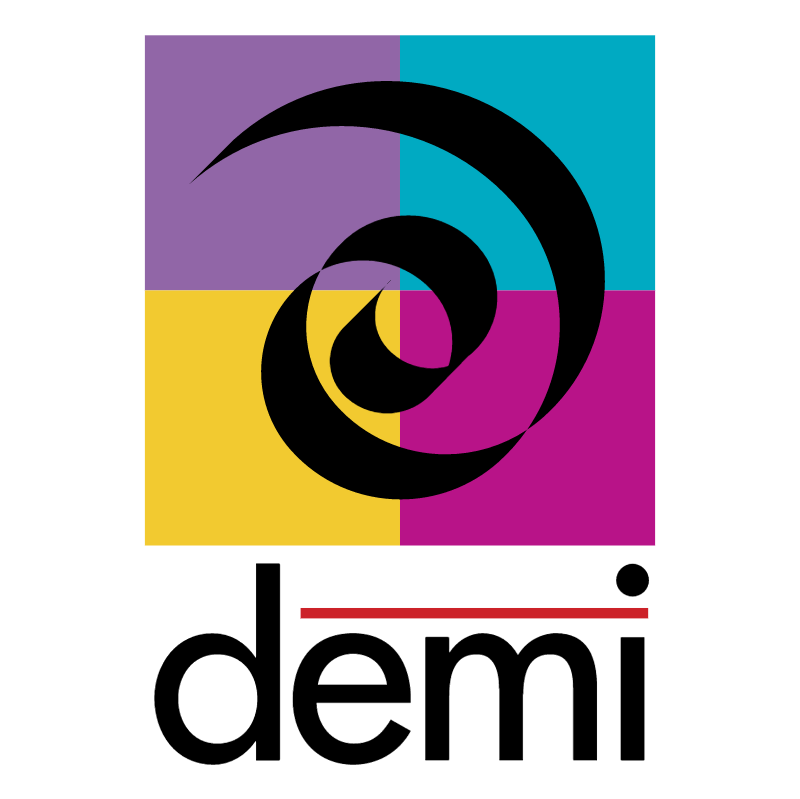 DEMI Print vector