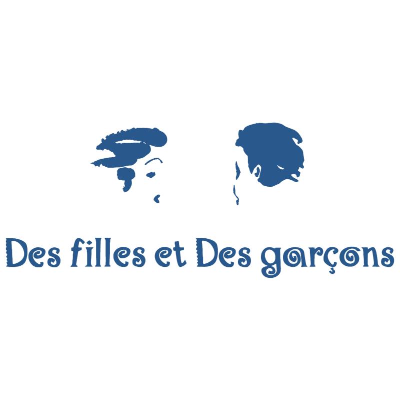 Des Filles et des Garcons vector logo