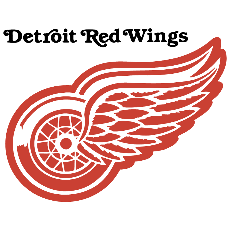 Detroit Red Wings vector