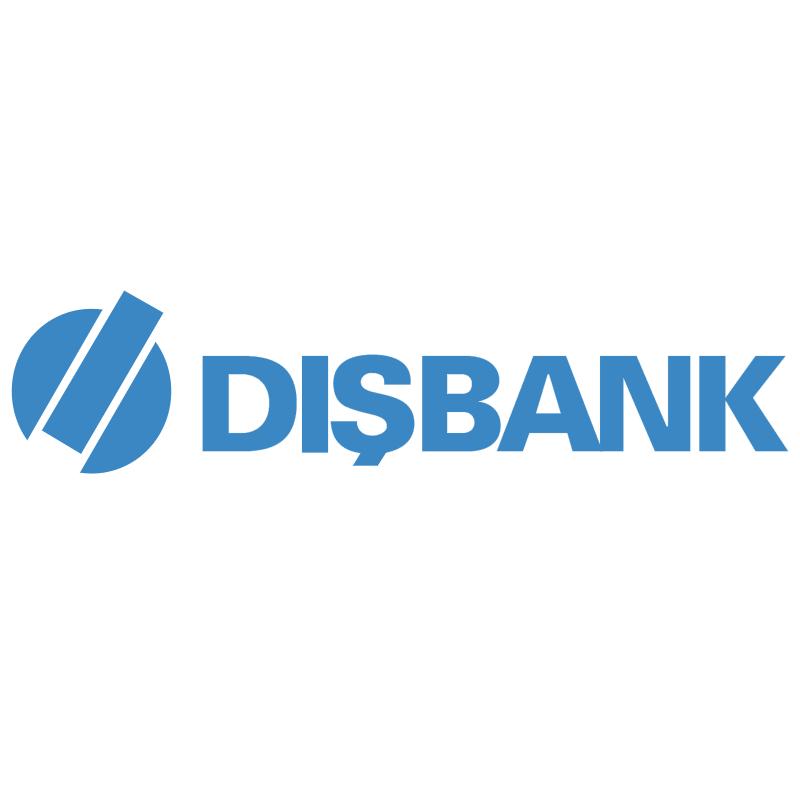 Dis Bank vector
