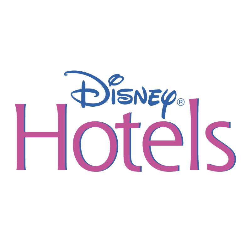 Disney Hotels vector